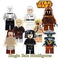 Building Blocks Embo Luke Admiral Wullf Yularen Asajj Ventress Star Wars Models diy figures Super Hero Bricks Kids Toys Hobbies