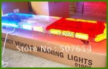 Higher star DC12V,120cm 88W Led car warning Lightbar,truck emergency light bar,police strobe lights,waterproof