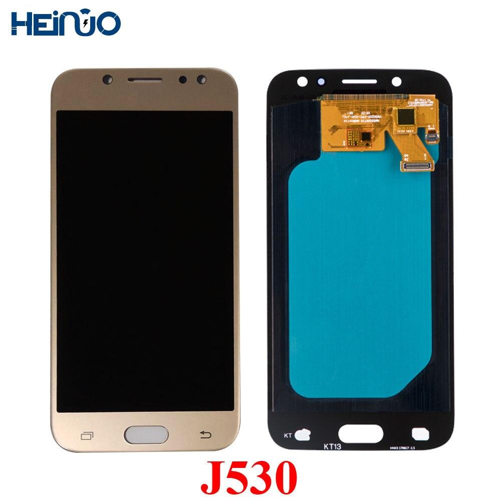 Écran LCD Super AMOLED pour Samsung GALAXY J5 2017 J530 écran LCD J530F SM-J530FM numériseur tactile assemblée Tela remplacer les pièces