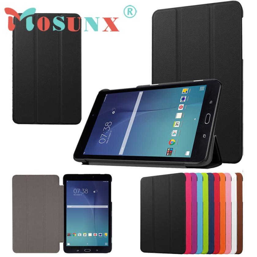 #20 2016 New Slim Ultra Case Cover For Samsung Galaxy Tab E 9.6 Inch SM-T560