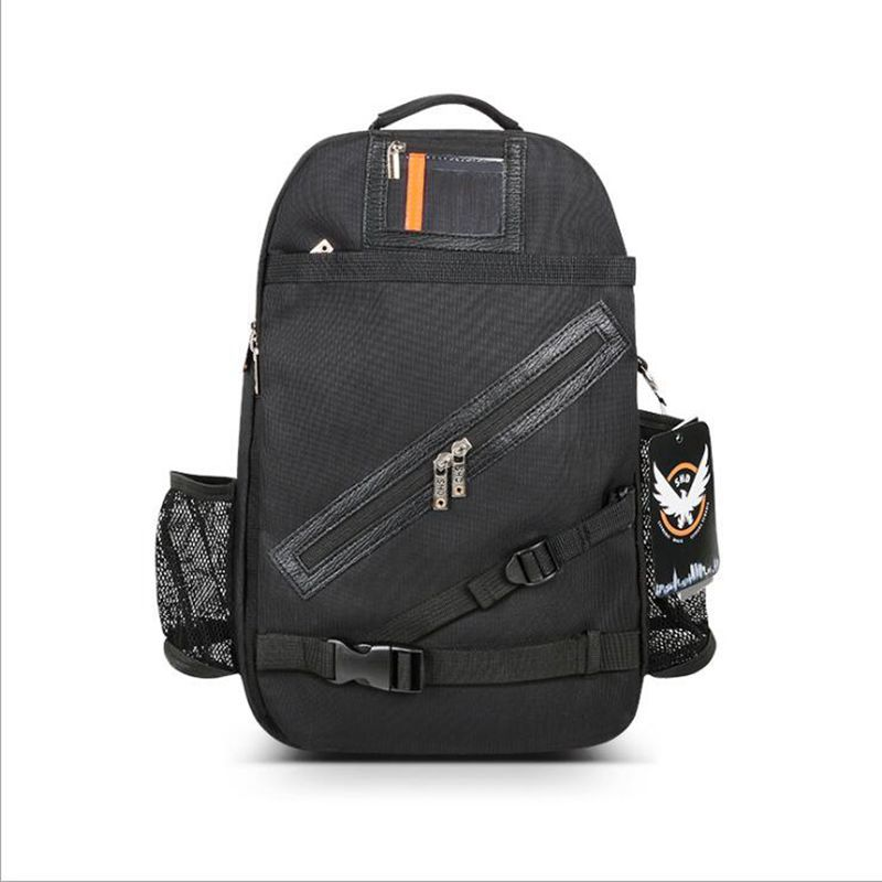 New Arrivals Tom Clancy's The Division Backpack Knapsack SHD Cosplay Backpacks School Bags Mochilas Computer Backpack the division backpack for boys men laptop bags cool pc game tom clancy the division camouflage backpacks
