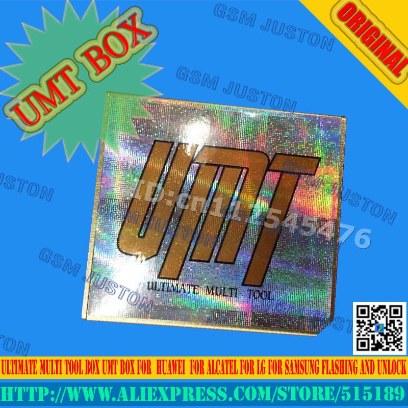 Free Shipping Ultimate Multi Tool Box UMT Box For Cdma Unlock ,flash, Sim  Lock Remove-in Fiber Optic Equipments from Phones & Telecommunications