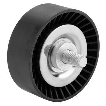 11281440378 rolka prowadząca ugięcia paska Auto części napięcie paska akcesoria samochodowe paski prądotwórcze samochody tanie i dobre opinie Aluminium alloy + ABS DOACT