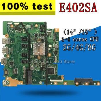 2G RAM N3050 CPU E402SA E502SA Laptop motherboard for ASUS  E402SA E502SA E402S E502S E402 E502 Test original mianboard