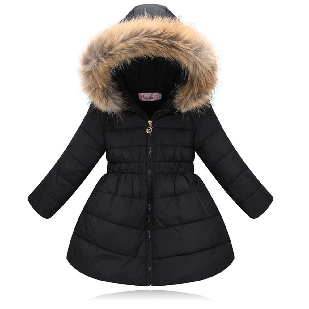 7cda1a170e03 Detail Feedback Questions about 5 10T Girls Winter Coat Thicken ...