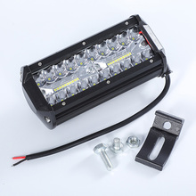 DJSona 7inch 120w LED work light bar combo beam car Driving lights for Off Road truck 4WD 4x4 UAZ motorcycle ramp 12V 24V auto f