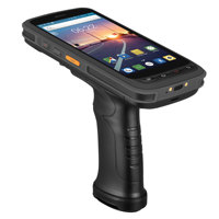 IssyzonePOS PDA Handheld Android POS Terminal barcode Scanner 2D Data Collector NFC 4G WiFi Bar codes Reader 8000mAh Battery