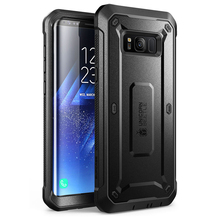 "For Samsung Galaxy S8 Case 5.8"" SUPCASE Unicorn Beetle UB Pro Full Body Rugged Holster Cover WITHOUT Built in Screen Protector"