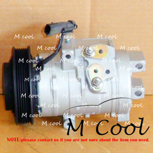 New Auto AC Compressor For Chrysler 300 Dodge Magnum Air Conditioning Car