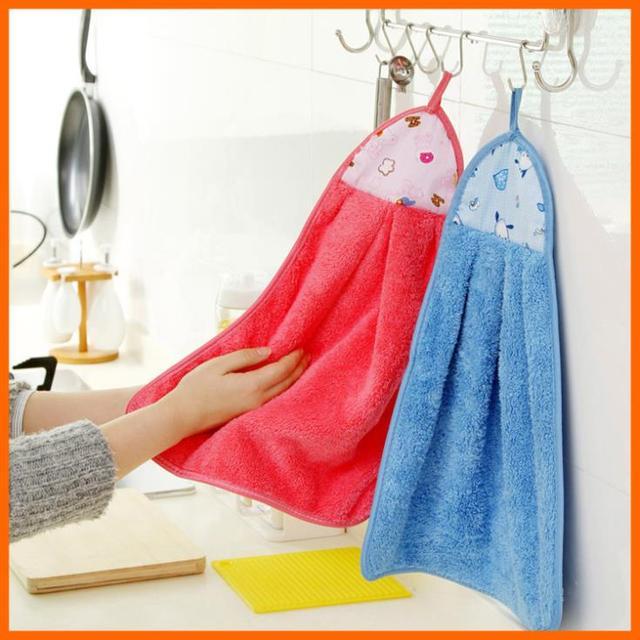 Decorative Kitchen Hand Towels