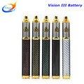 Cigarrillo electrónico Visión III Batería de Tensión Ajustable 1600 mAh visión 3 batería 510 hilo vape pluma de fibra de carbono