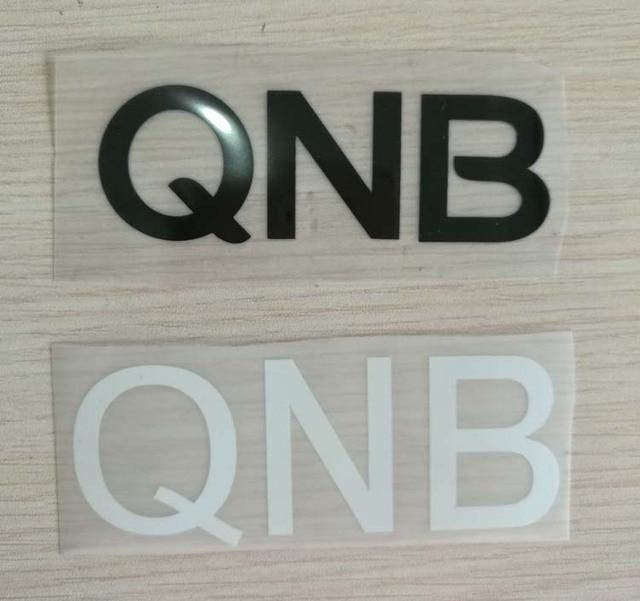 2 pçs lote NOVA França League 1 Patrocinador para o PSG QNB Badges Futebol  remendo ec2ef035845e7