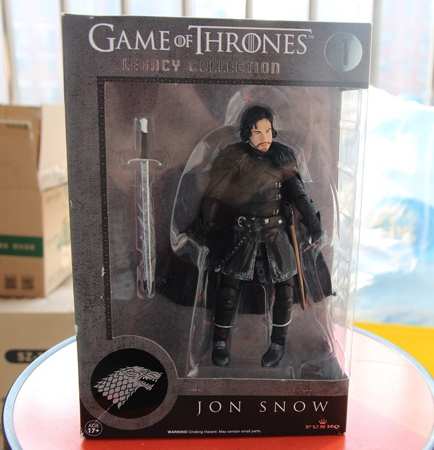 Game of Thrones Jon Snow 6″ Collectible Model Action Fgure Toy