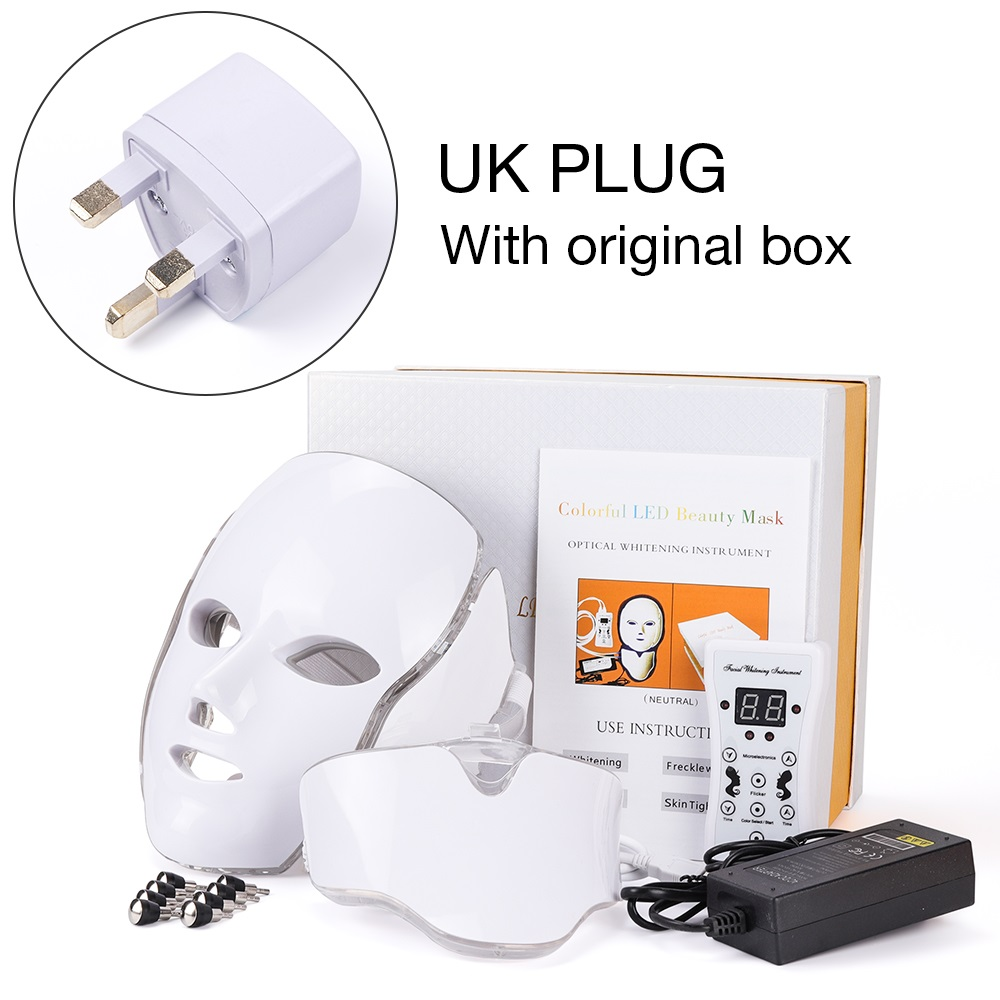 UK Plug with box