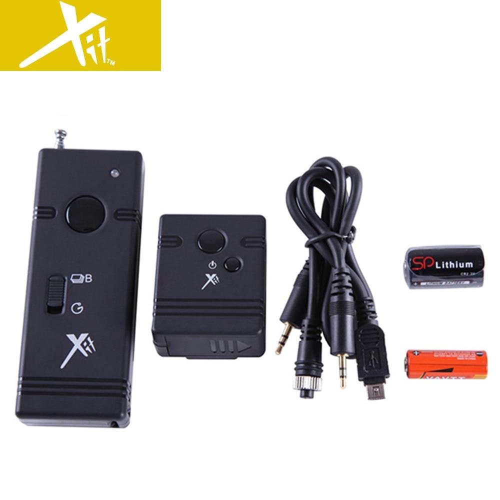 XIT Camera Shutter Release Cord Wireless Remote untuk Olympus E-P1 - Kamera dan foto