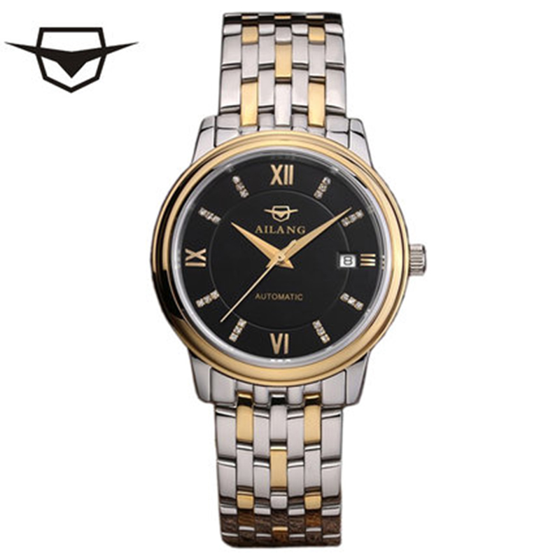 Brand Original Men's Watch Automated Auto-Export of Stainless Steel Resistant At Water 5atm Watch Relocationes Reloaded Watches competitiveness and agricultural export performance of nigeria