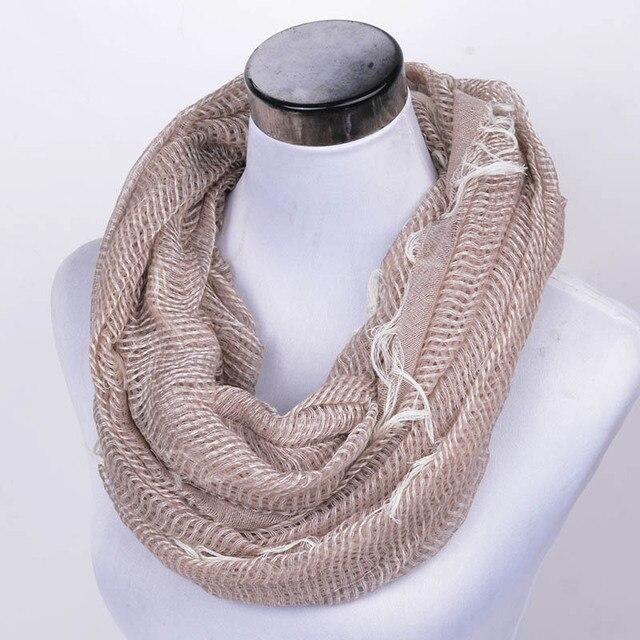 2015 любовник шарф взрослых Женщин Бесконечность шарф осень зима шарф мужчины хлопок теплый мягкий шарфы леди прекрасно полоса Пряжи окрашенные