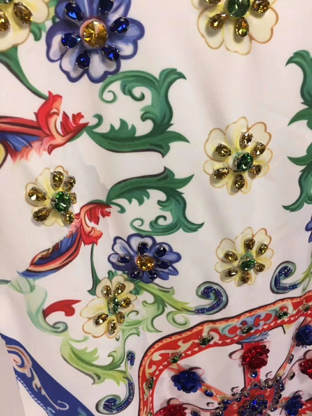 Vestidos verano 2018 mode poupée style décontracté floral robe mignon bureau mini robes pour femmes été vintage roupas feminina - 4