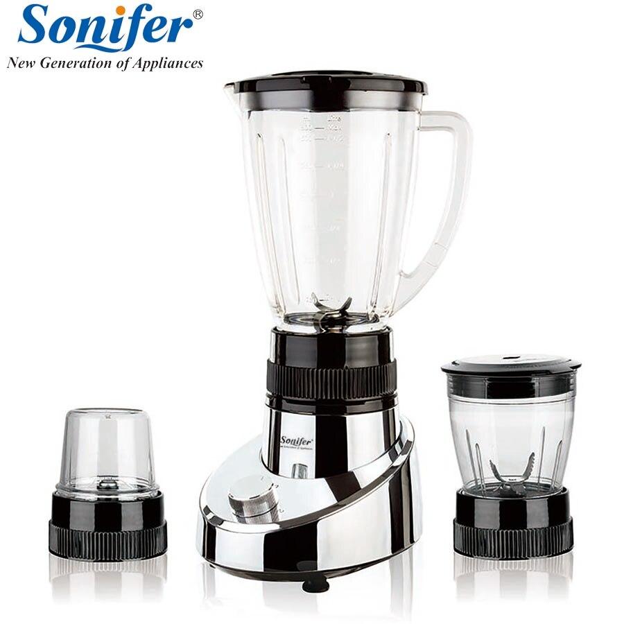 Originale 3 in 1 elettrico Multifunzione frullatore mixer da cucina in piedi frullatore verdura A Base di Carne Grinder Sonifer