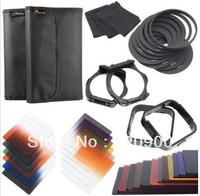 100% GUARANTEE Complete Square Filter Kit for Cokin P Series + Filter Holder + Lens Hood