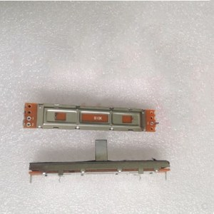 Image 1 - B10K 88MM fader potenciômetro b10k Único comprimento do Punho 15MM (SC 609N)