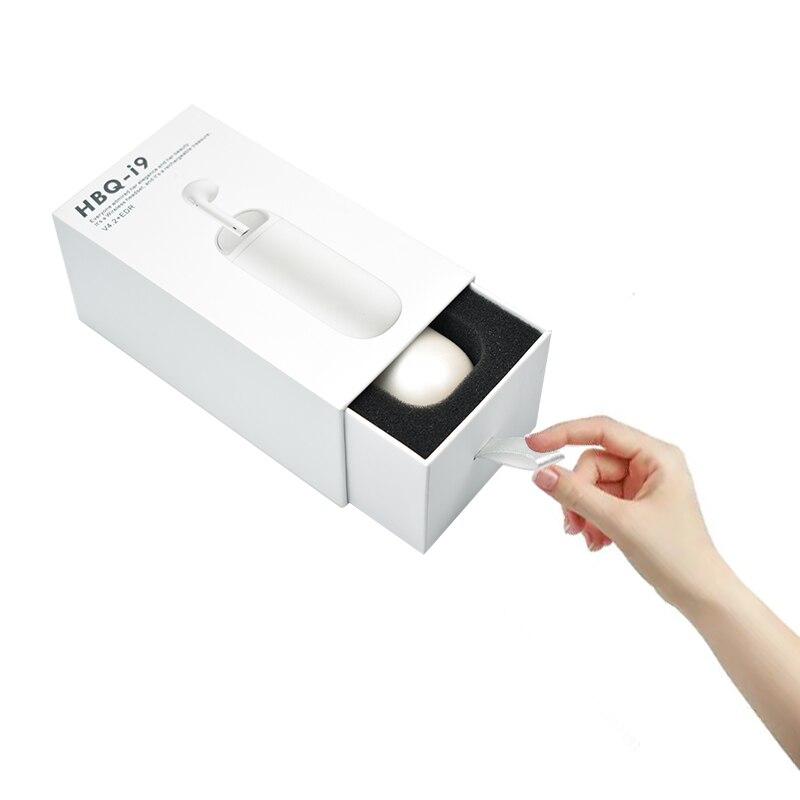Xingdaye Auricolare Senza Fili беспроводные небольшие Bluetooth Singolo наушники для HBQ I9 con 3300 мАч