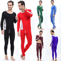 Thermal Underwear Suit For Men Long Jhons Home Dress Suits Tight Slim 6 color available Size M L XL