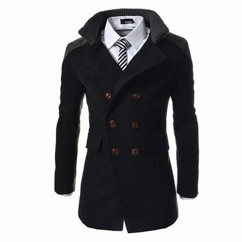 Popular Peacoat Style Jacket-Buy Cheap Peacoat Style Jacket lots ...