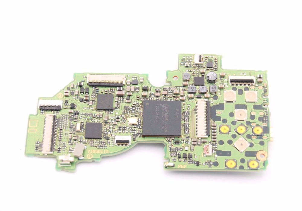 Free shipping!95%New LX5 motherboard for panasonic Lumix DMC-LX5 mainboard LX5 main board camera repair part free shipping new nex 7 camera repair and replacement parts nex7 motherboard for sony nex 7 mainboard nex 7 main board