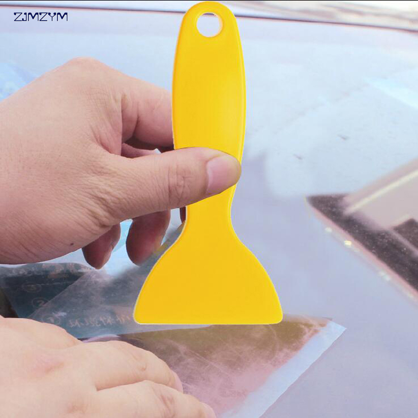 Plastic Small film scraper car film tools wiper plate glass car sticker tools Electronic products screen film tools