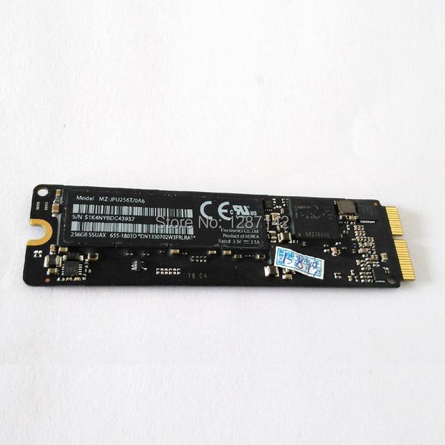 Para samsung 256 gb ssd para macbook retina 13 ''a1502 2013 2014 me864 me865 x72 x82 x92
