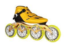 Alta calidad! XW zapatos patines en línea patines 4 ruedas de patinaje de velocidad Profesional hijo adulto hombres/mujeres patines