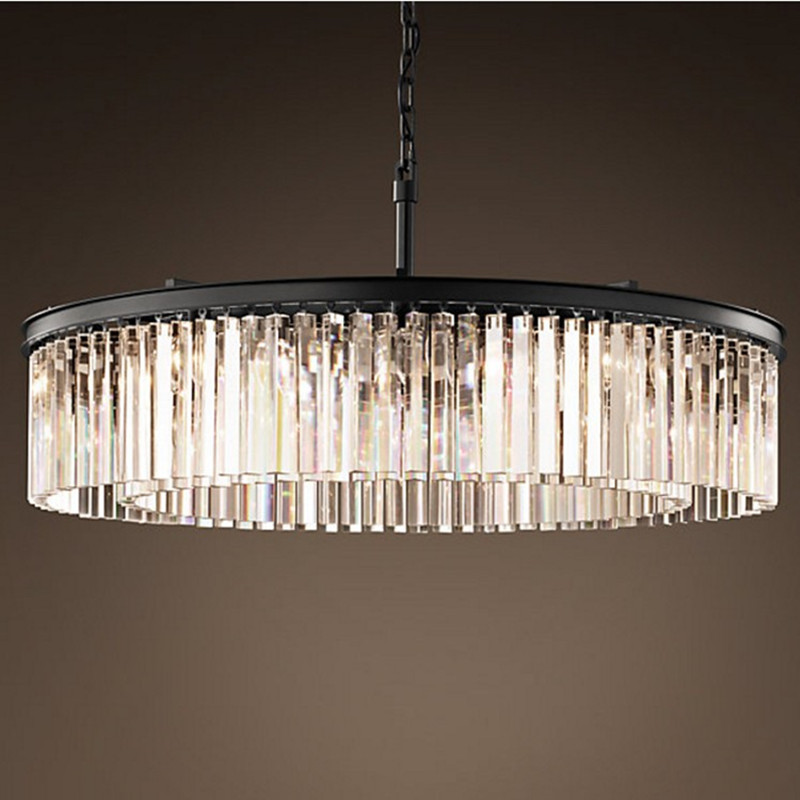 Luxurious Crystal Hanging Light Fixture Round Crystal Chandelier Luminaire Drop Lamp for Living room Dining room Restaurant CafeLuxurious Crystal Hanging Light Fixture Round Crystal Chandelier Luminaire Drop Lamp for Living room Dining room Restaurant Cafe