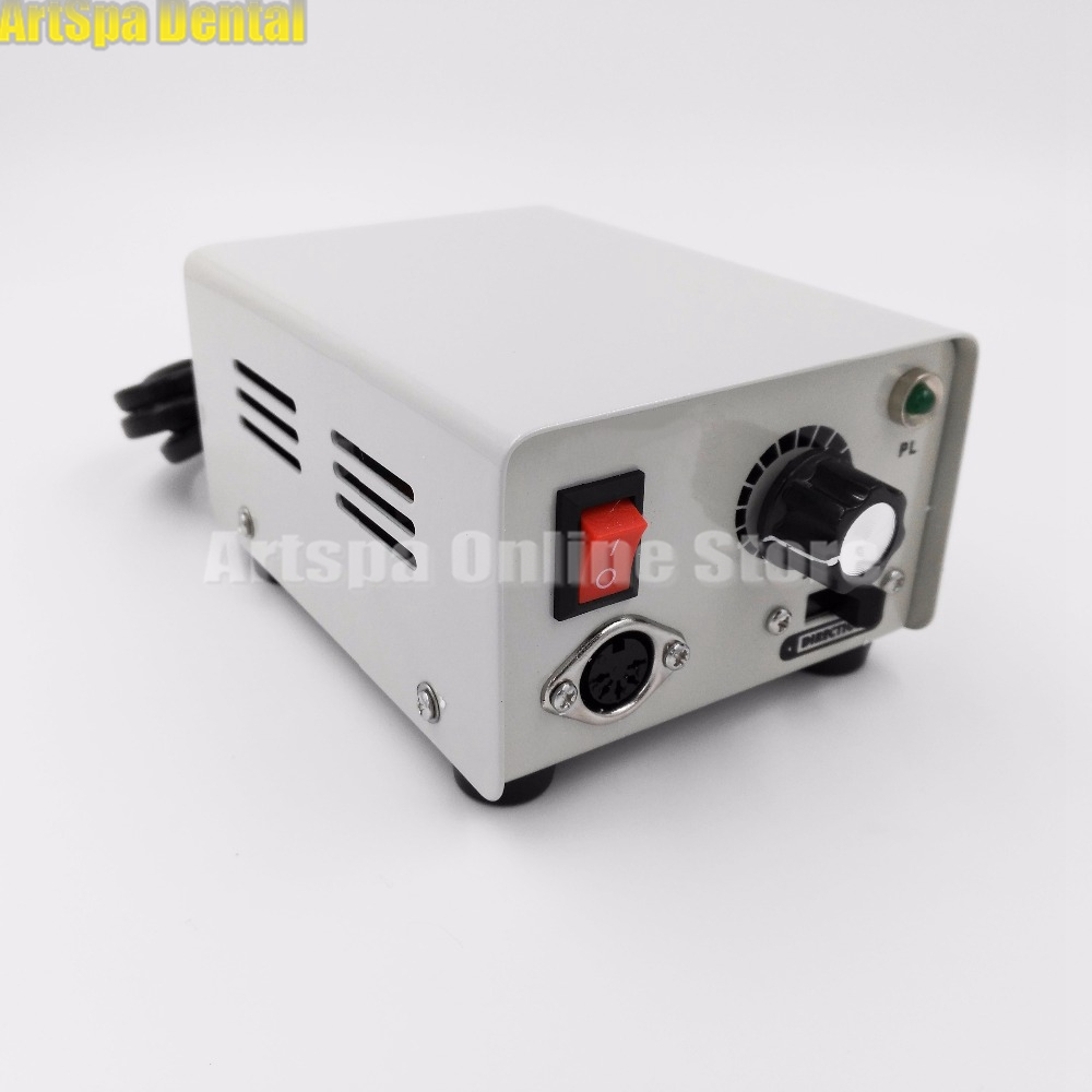 MAX 35000 rpm Strong 90 Micromotor Hand Polishing Polisher Dental Lab equipment Free Shipping dental lab polisher micromotor hand piece 35000 rpm for electric polisher strong 90 108e contra angle machine