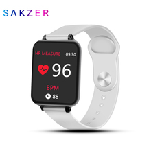 Smart Watches B57 Sport Waterproof Smartwatch Android Watch Women Men watch With Heart Rate Blood Pressure  For IOS phone