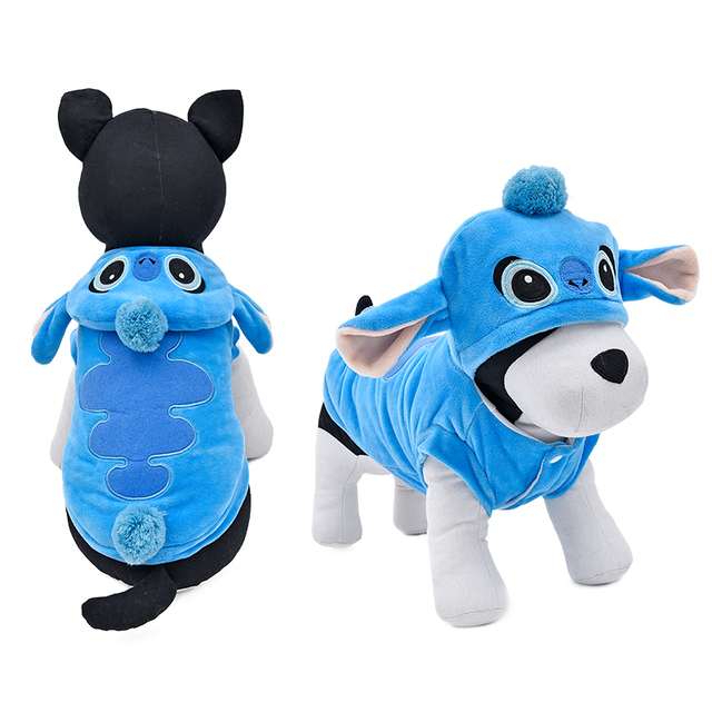 d2d8b4e028d7 Dog Puppy Clothes Adorable Pet Clothes Costumes Soft Coat Hoodie 5 Sizes Pet  Halloween Party Apparel Cute Cartoon Dog Hoodies-in Dog Hoodies from Home  ...