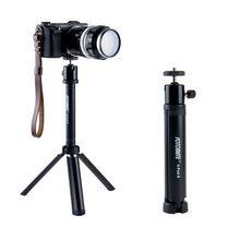 Fotomate v-pod-s ajustável leve mini tripé monopé para dslr camera canon nikon sony a7 a7ii a7sii a7rii