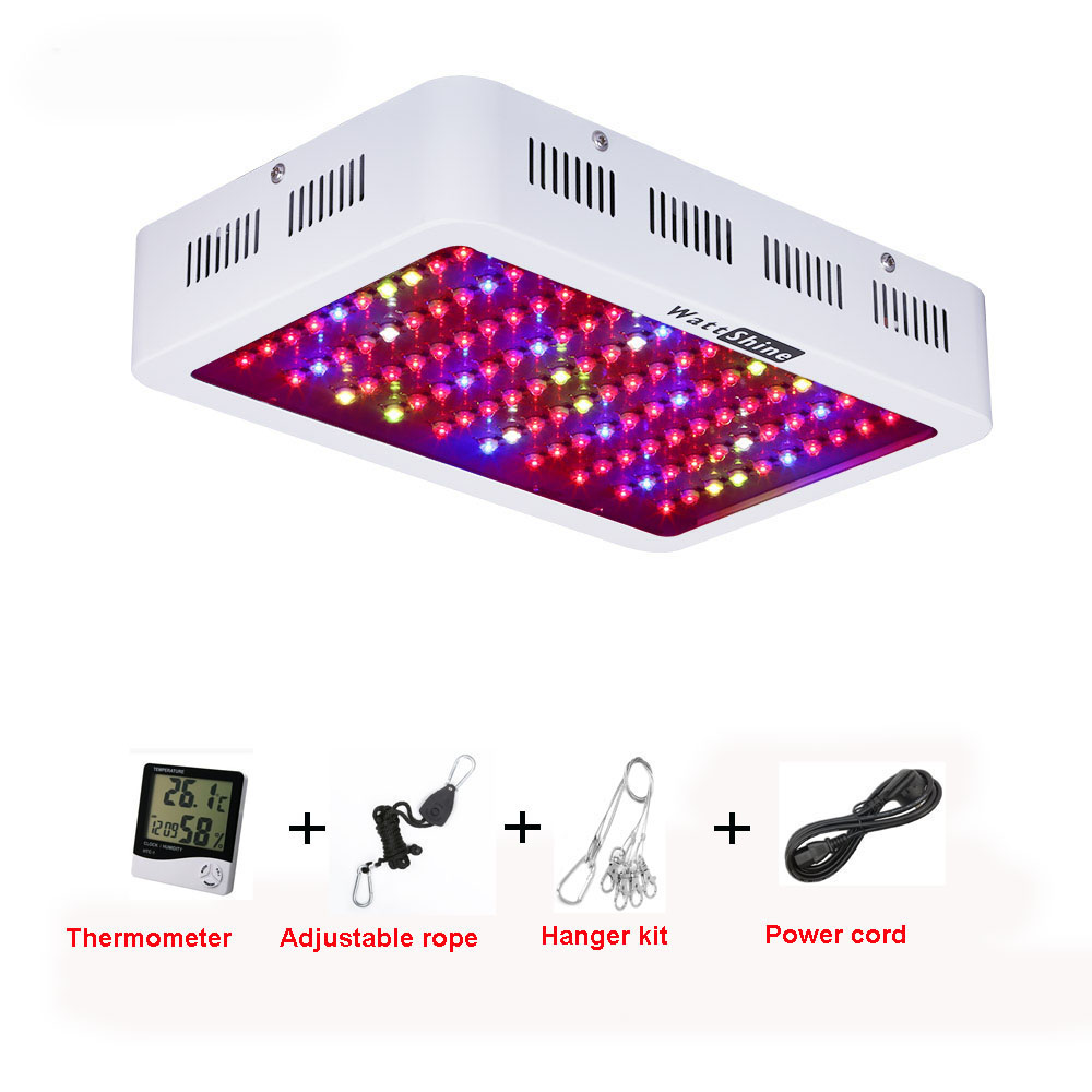 300W led grow lights Full Spectrum Hydroponic Grow Light LED For Indoor flowers Plants planting Kits vegetables growing full spectrum led grow light 300w phytolamp for indoor greenhouse plants growing medical flower vegetables fruit all stages