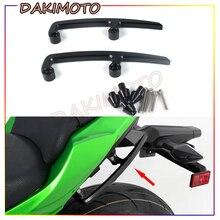 for Kawasaki Z650 2017 2018 New Arrive CNC Aluminum Motor Accessories Motorcycle Passenger Rear Grab Bar Seat Rail Kit