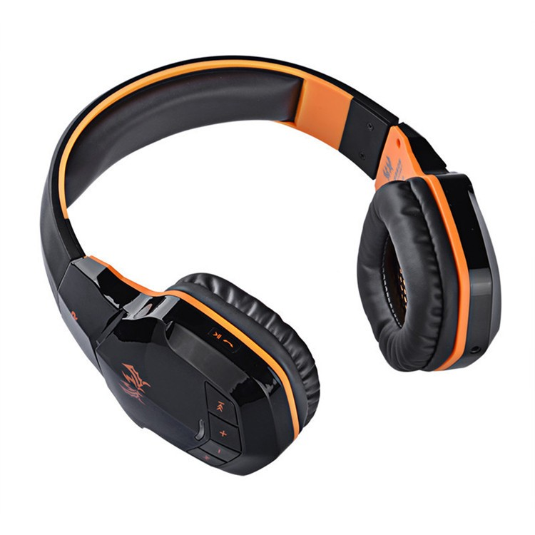Wireless Bluetooth Stereo Gaming Headphones Headset EACH B3505 With Volume Control Microphone HiFi Build-in NFC Function (11)