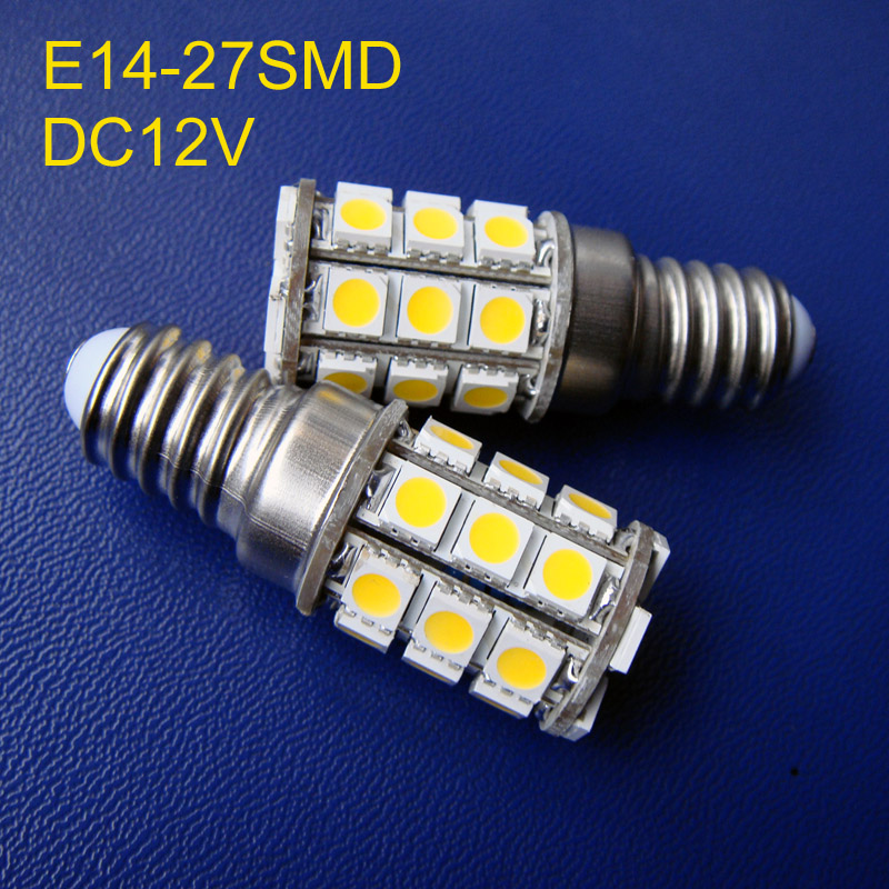 5050 3 chips 12V E14 <font><b>led</b></font> lights,E14 <font><b>led</b></font> 12Vdc lamps ,E14 DC12V <font><b>led</b></font> <font><b>bulbs</b></font> (free shipping 2pcs/lot) image