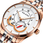 Men's mechanical watch AILANG automatic 5 o'clock small seconds men's automatic watch luxury brand stainless steel wrist watch