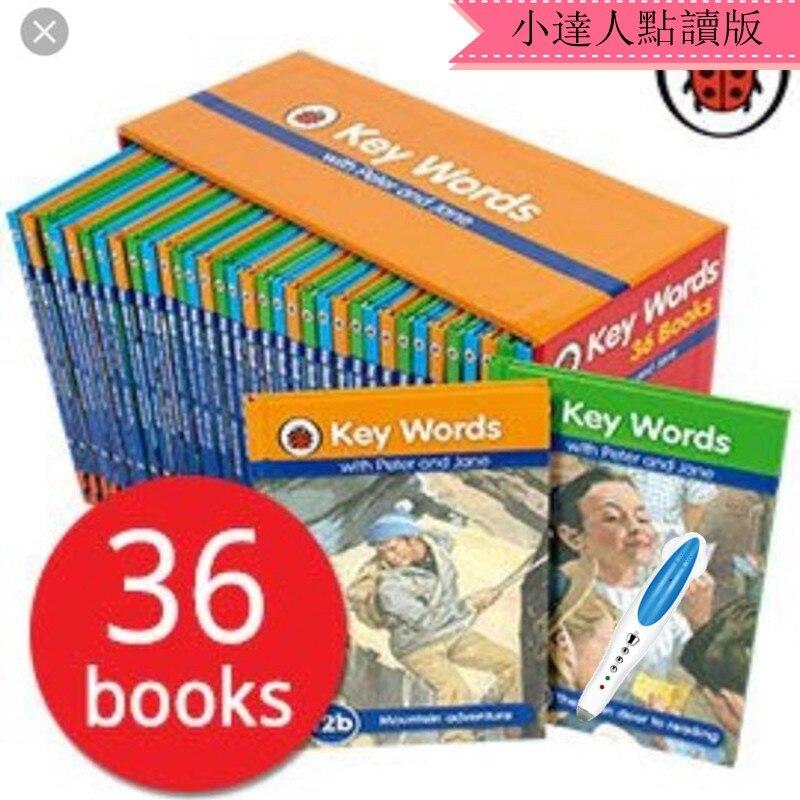 36 livres coccinelle mots clés avec Peter Jane apprentissage anglais histoire livre photo langue éducatifs jouets d'apprentissage