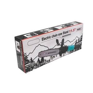 Image 5 - DIY Elektrische Zaag Accessoires 11.5 Inch M10 Kettingzaag Beugel Set Veranderd 100 Haakse Slijper In Kettingzaag Kettingzaag Converter