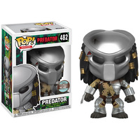 Official Funko pop Specialty Series Masked Predator Vinyl Action Figure Collectible Model Toy with Original Box
