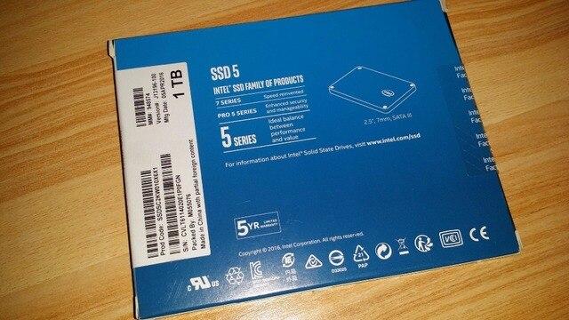 Origial Nuevo SSD de 120G 240G 480G 1 TB 6 GB/S Duro Unidad Flash para 540 S SM2256 NAND DiskSATAIII Portátil de Estado Sólido SATA 3