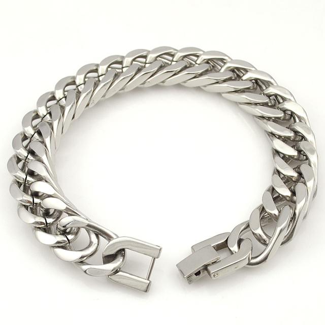 Men Stainless Steel Bracelet