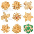 9DESIGN/LOT.High quality wood 3D Interlocked,Kong ming Lock,IQ training toys,Magic cubes.Puzzle cube.Classic toys.Freeshipping