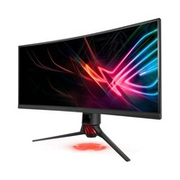 ASUS XG35VQ 35 Inch Screen LCD Monitor UWQHD 3440 x 1440 1800R Curved Professional Monitor Eye Care Protection