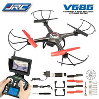 JJRC WLtoys V686 V686G RC Helicopter 5 8G FPV Monitor 4CH 6 Axis Drone RC Quadcopter